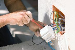 Montaż urządzeń elektrycznych