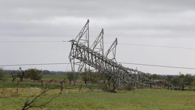 awaria sieci elektrycznej