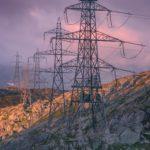 elektryczna sieć