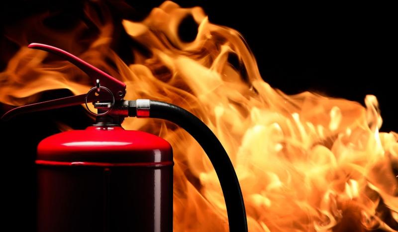 Instalacja przeciwpożarowa do domu