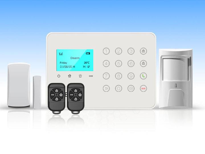Inteligentne alarmy w domach